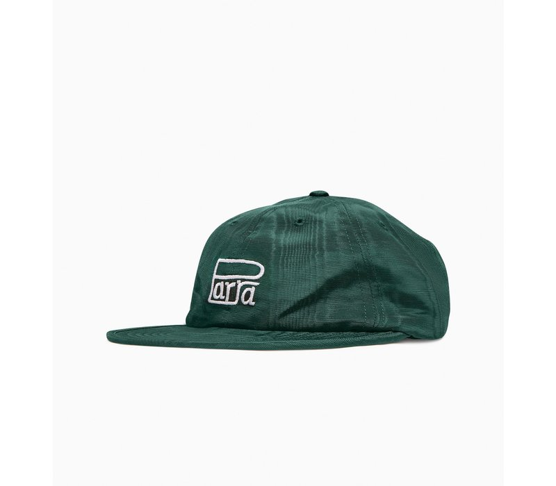 RACE LOGO B 6-PANEL HAT