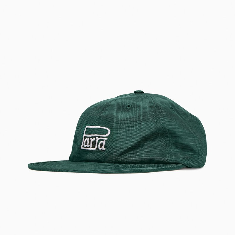 BY PARRA RACE LOGO B 6-PANEL HAT