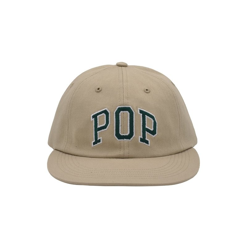 POP TRADING COMPANY POP TRADING COMPANY ARCH 6 PANEL HAT