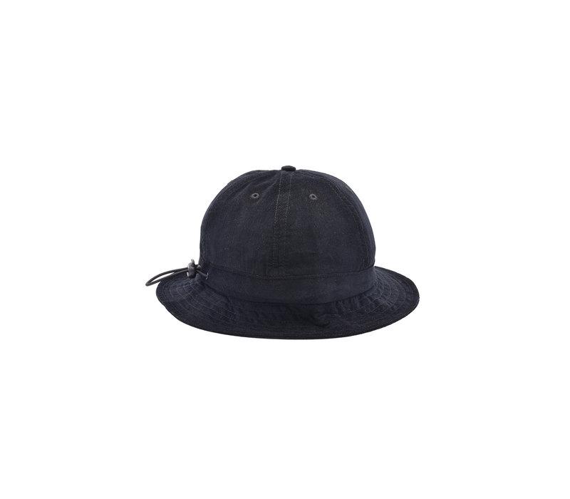 POP TRADING COMPANY BELL HAT BLACK