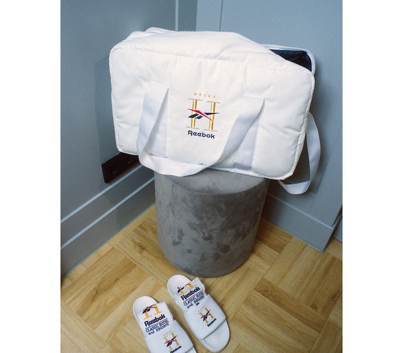 REEBOK HOTEL BAG WHITE