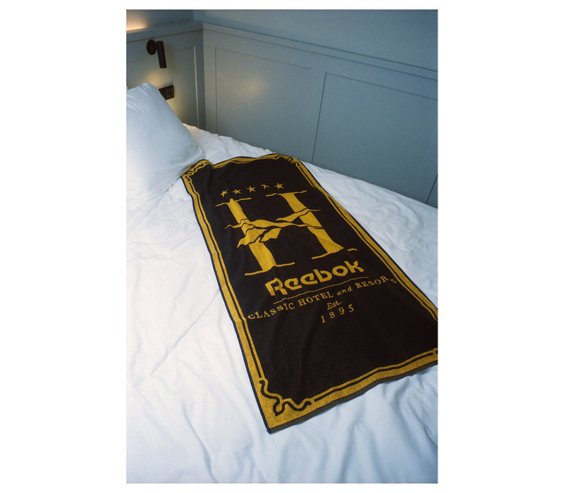 REEBOK HOTEL TOWEL