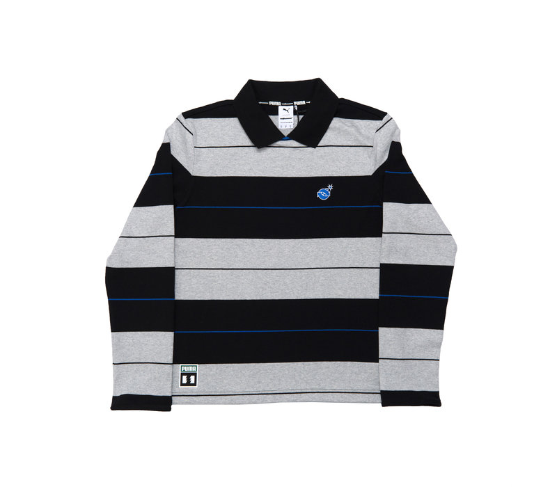 PUMA X THE HUNDREDS POLO CREW LG