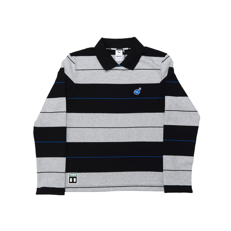 PUMA PUMA X THE HUNDREDS POLO CREW LG