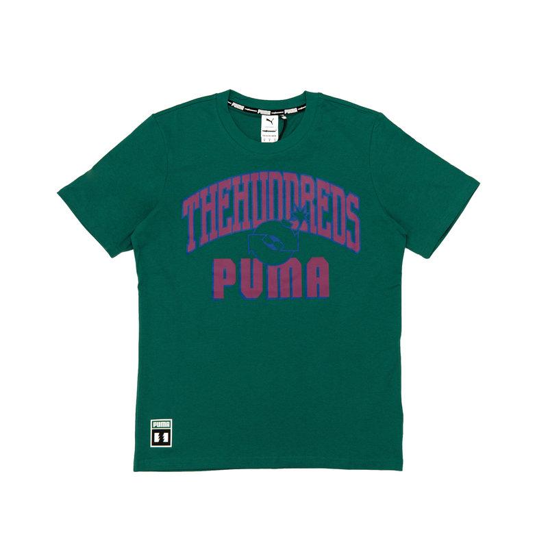 PUMA PUMA X THE HUNDREDS T-SHIRT