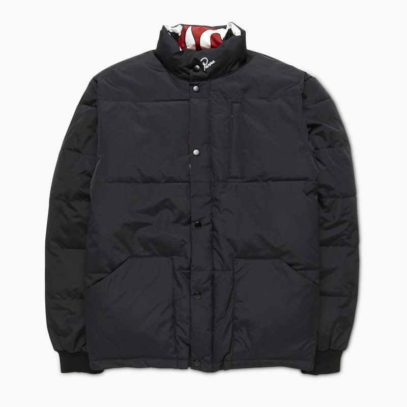 BY PARRA NERVEUX REVERSIBLE PUFFER JACKET