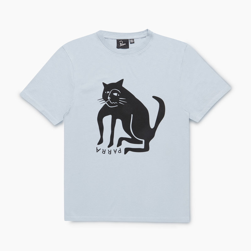 BY PARRA CAT T-SHIRT