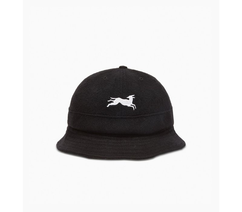 BY PARRA JUMPING FOX BELL BUCKET HAT