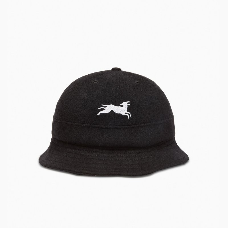 BY PARRA BY PARRA JUMPING FOX BELL BUCKET HAT