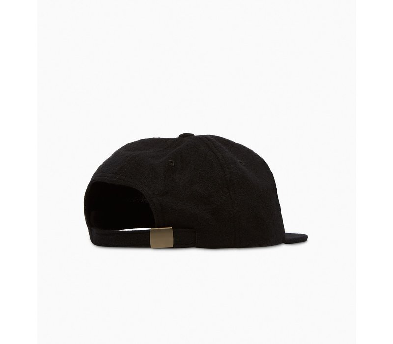 BY PARRA CAT WOOL 6 PANEL HAT