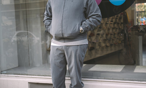 WOEI TRACKSUIT