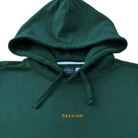 PASSION HOODED SWEATER