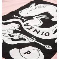 MANDINKA LONG SLEEVE T-SHIRT PINK