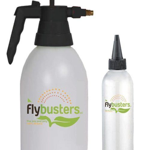 Flybusters Paarden