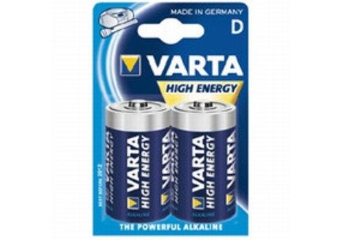 Batterien Varta D