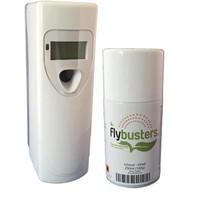 thumb-Flybusters LCD Dispenser Starter Set avec 1 recharge-1