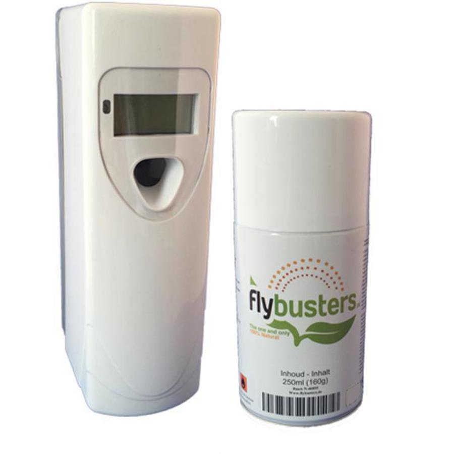 Flybusters LCD Dispenser Starter Set avec 1 recharge-1