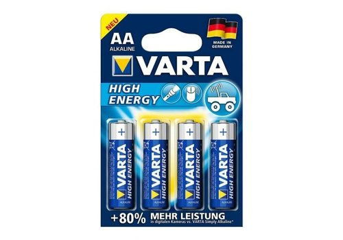 Varta Batteries Type AA