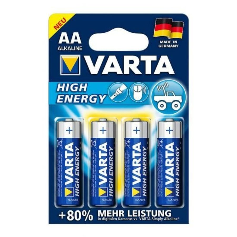 Varta Batteries Type AA-1