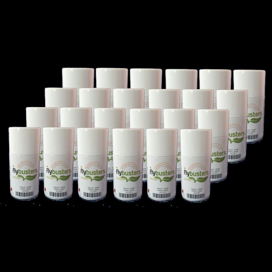 24 navullingen Flybusters spray (250 ml)-1