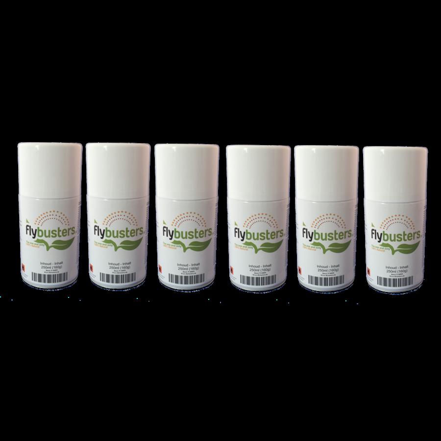 6 refills Flybusters Spray (250 ml)-1
