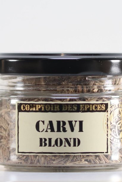 Carvi blond