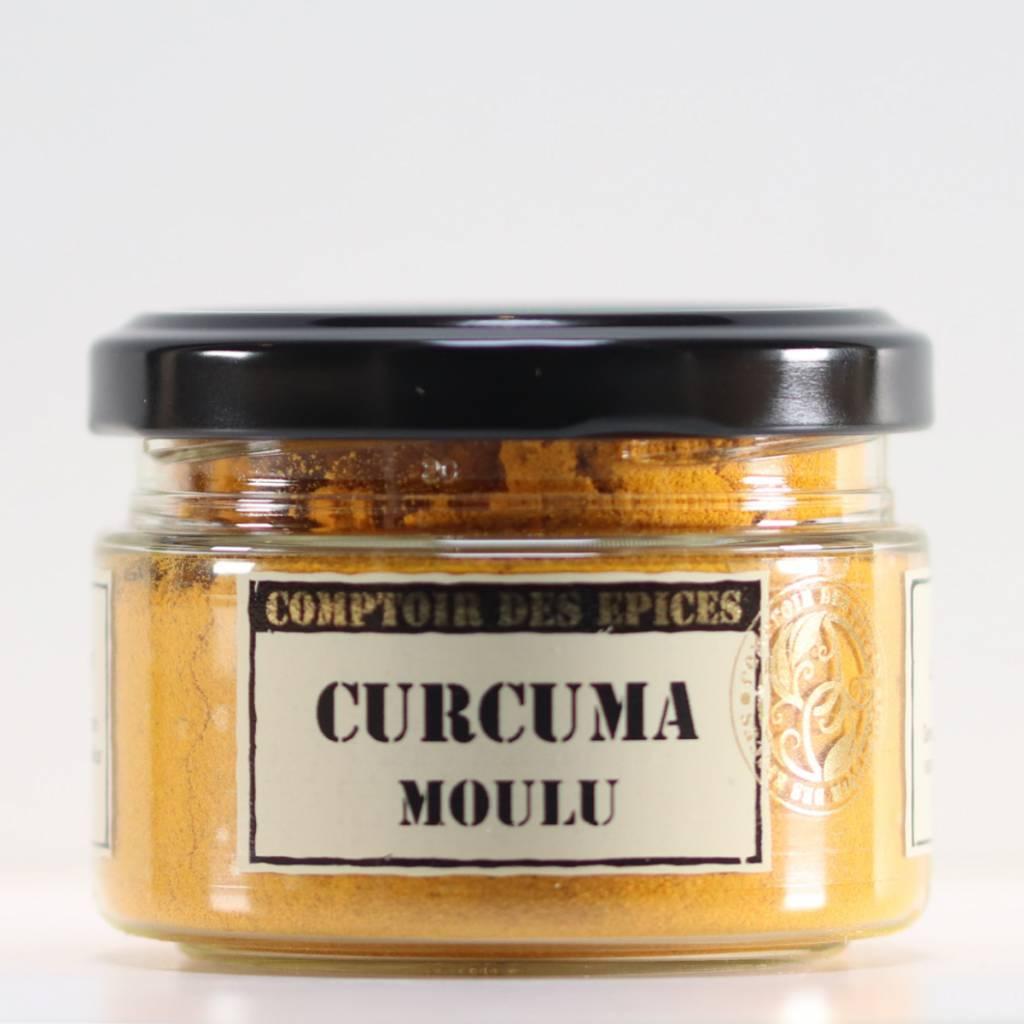 Curcuma moulu-1