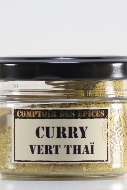 Curry thai vert