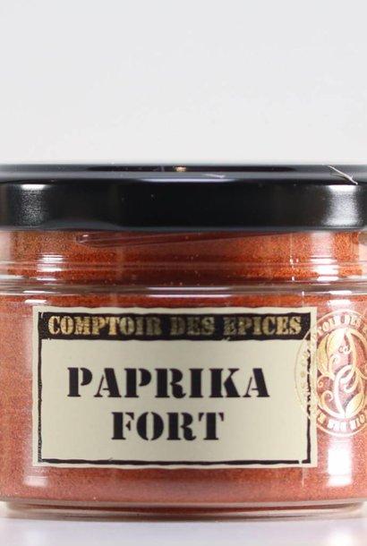 Hot Paprika