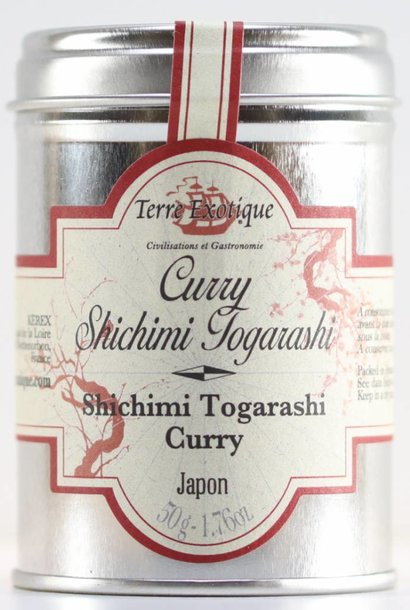 Shichimi Togarashi Curry