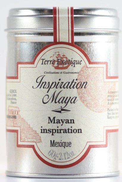 Mélange d'épices Inspiration Maya, 60 g