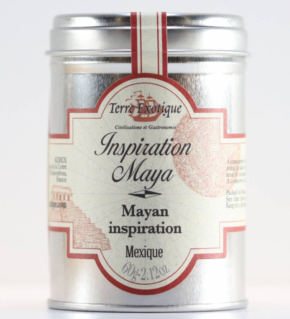 Mélange d'épices Inspiration Maya, 60 g-1