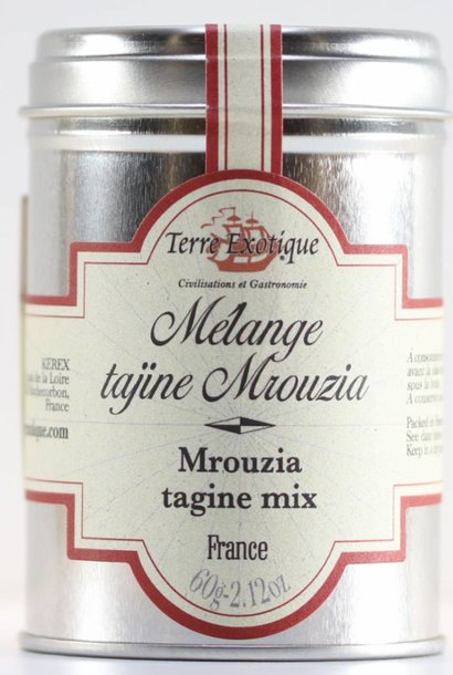 Mrouzia tagine mix
