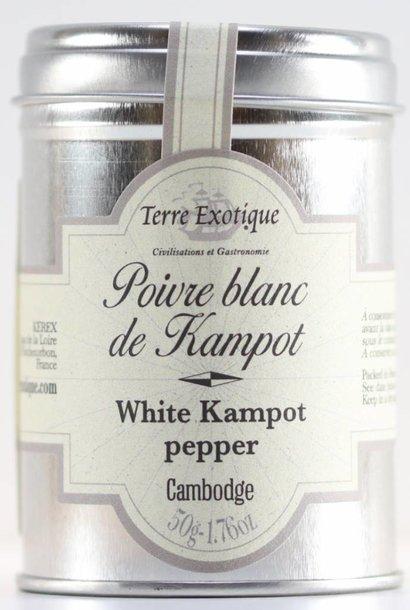 White Kampot pepper