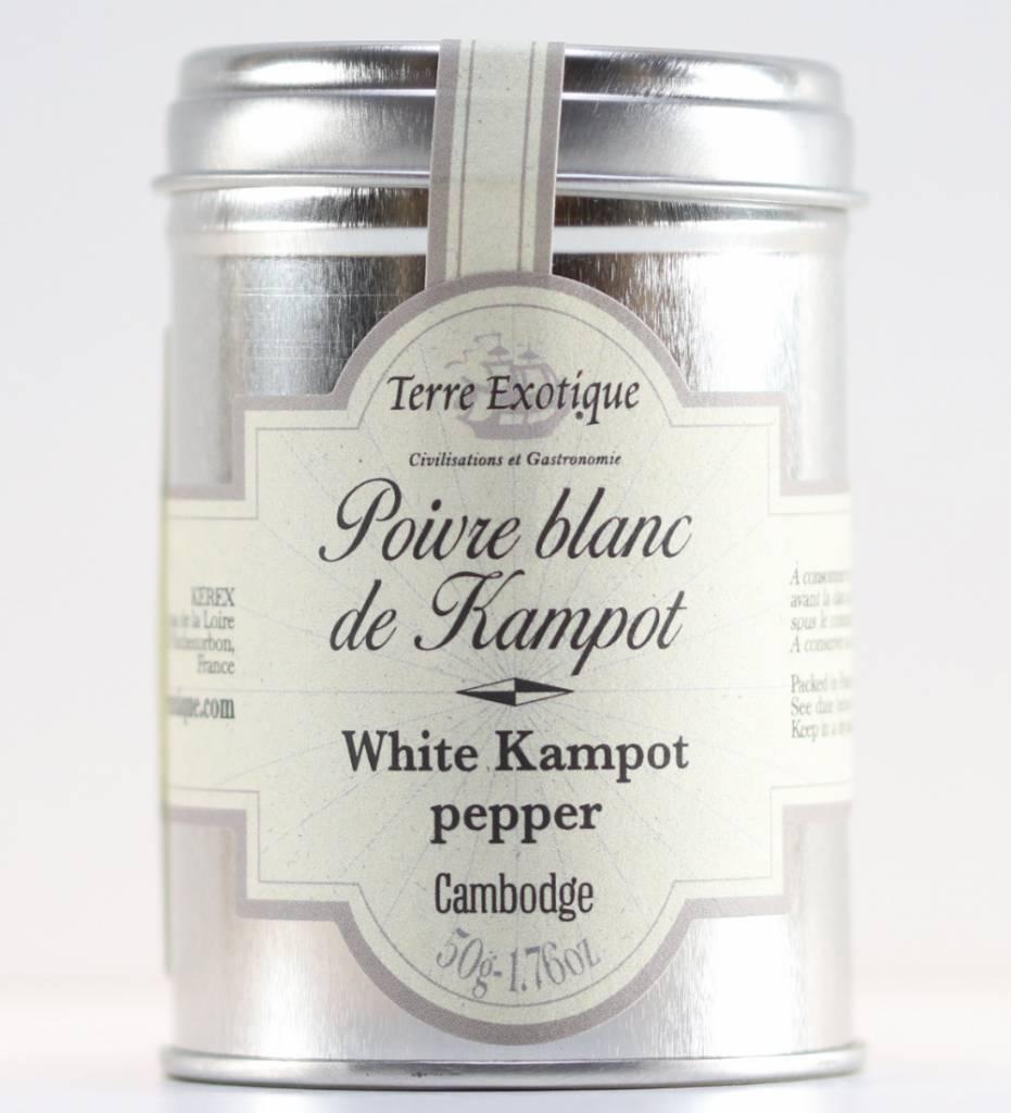 Poivre de Kampot, blanc, 50 g-1