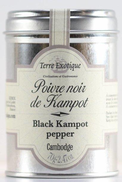 Poivre noir de Kampot 70 g