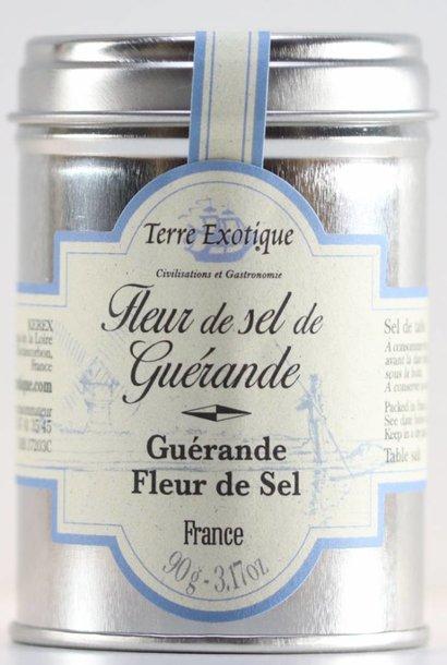 Fleur de sel de Guérande, 90g IGP