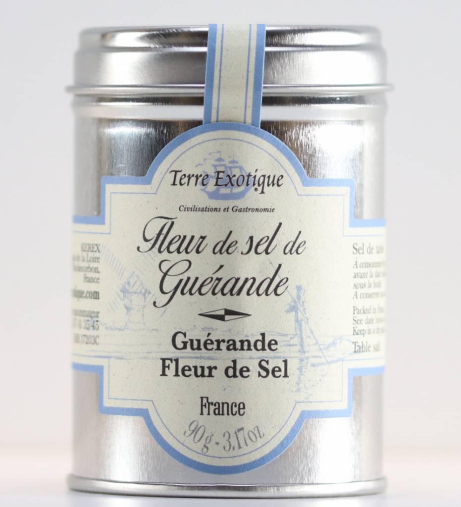 Fleur de sel de Guérande, 90g IGP-1