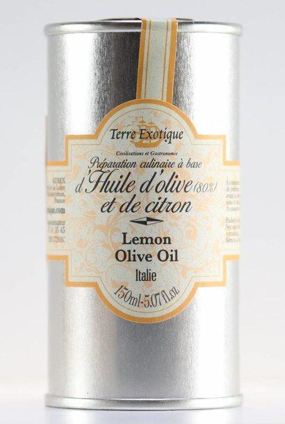 Huile d'olive au citron, 0.15 l