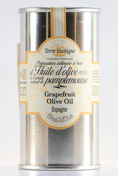 Huile d'olive au pamplemousse, 0.15 l