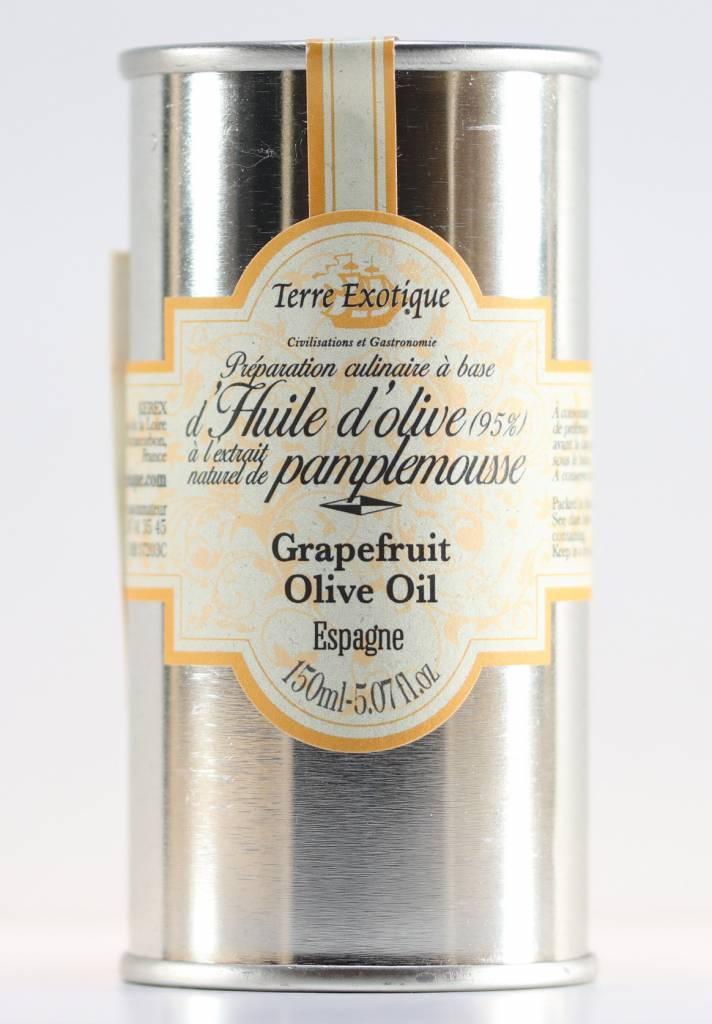 Huile d'olive au pamplemousse, 0.15 l-1