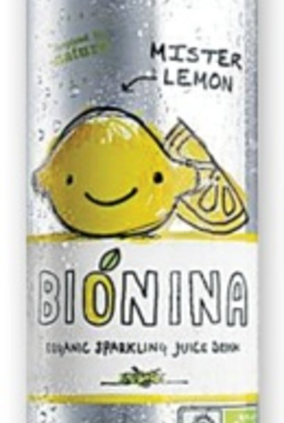 Bionina jus de citron bio