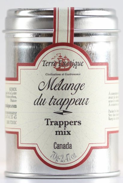 Mélange du trappeur, 70 g