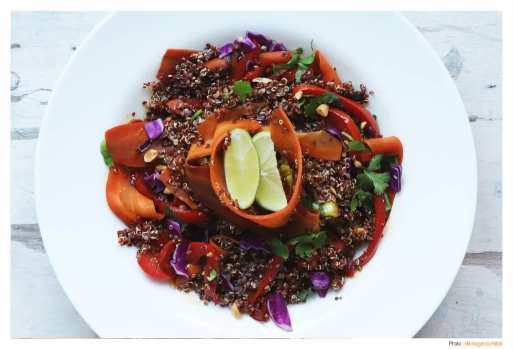 Veggie Pad Thai-1