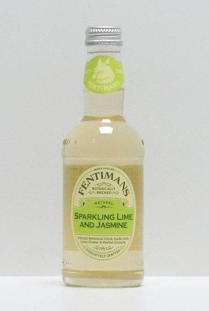 Fentimans Sparkling Lime & Jasmine 275 ml.