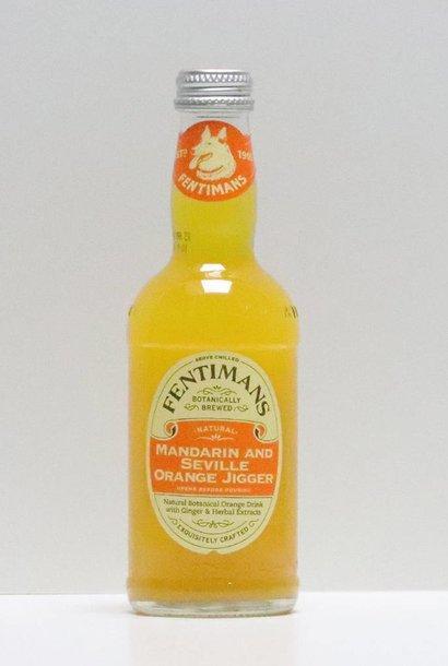 Fentimans Mandarin & Seville Orange Jigger 275 ml.