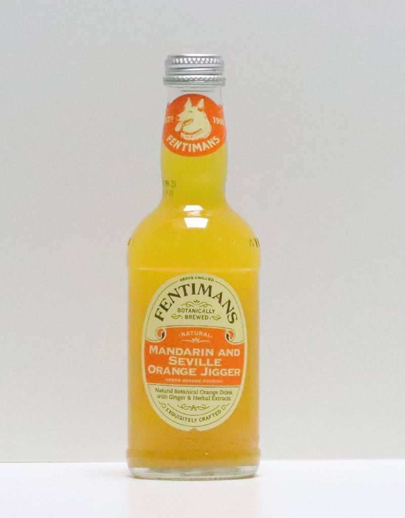 Fentimans Mandarin & Seville Orange Jigger 275 ml.-1