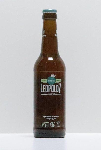 Bière Leopold Blonde 330 ml