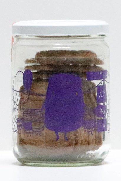 BOUDINES amandes-framboises160g