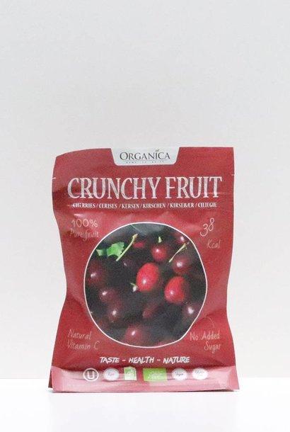 Organica Crunchy fruit cerise